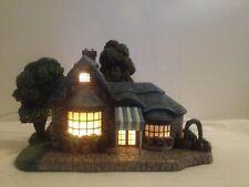 """Vintage Hawthorne Village Lighted """"Falbrooke Florist"""" 1999~#H0839~5-3/4"""" H"""