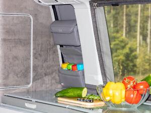 Utility für das Schrankfenster im VW T6.1/T6/T5 California, Design Palladium