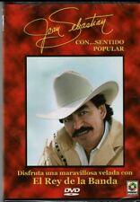 JoanSebastian Con Sentido Popular El Rey de La Banda BRAND NEW SEALED DVD