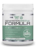 Tht Generation green Formula superfood Nutrition powder