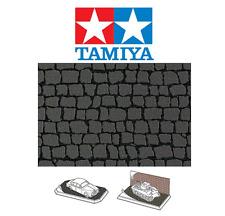 Tamiya 87166 Diorama Material Sheet (Stone Paving B) 1:35/1:24/1:20 Scale