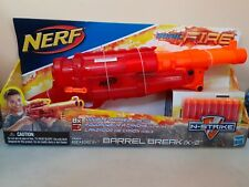 Nerf N-Strike Sonic Fire Barrel Break IX-2 Shotgun Blaster Dart Gun New