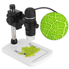 5MP 300X 8LED USB Microscope Numérique Endoscope Zoom Magnifier Pour Mac Windows