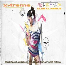 X-TREME MIX UP 'CLUB CLASSICS' - 3 CLASSIC DJ MIXES (HOUSE/TRANCE) LISTEN