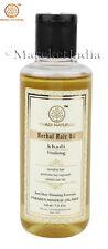KHADI - Ayurveda vitalisierende Haaröl Paraben - 210ml