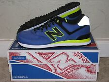 New Balance ML574WPP Windbreaker Pack Blue Mens Size 10 DS NEW! 576 577 580 998