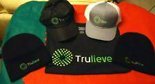 Trulieve Medical Marijuana Dispensary 2 Hat Cap 2 Beanies T Shirt L Cannabis Lot
