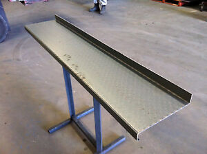 BOX TRAILER 5FT --1500MM FRONT 2.1MM CHEQUERPLATE SUIT 8X5 7X5 9X5