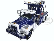 BROCKWAY TANDEM AXLE WRECKER TOW TRUCK TURNPIKE TOWING 1:34 FIRST GEAR 10-4075