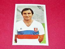 81 F. DI NALLO AGEDUCATIFS PANINI FOOTBALL 1970-1971 OLYMPIQUE LYON OL GERLAND