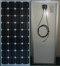Solarmodul 80 Watt Solarzelle Solarpanel NEU! TOP!  Monokristallin!