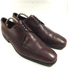 Allen Edmonds Mens Shoes Santa Monica Oxfords Red Brown Leather Size 13