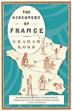 The Discovery of France,Graham Robb