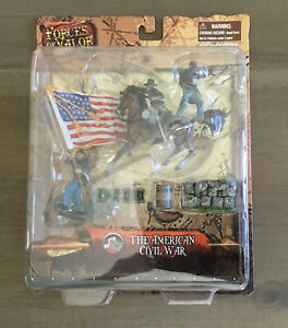 Forces Of Valor Legends 23006 American Civil War Union Cavalry & Infantry 1/32