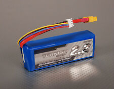 New Turnigy 2200mAh 3S 11.1V 40C 50C Lipo Battery Pack XT60 XT-60