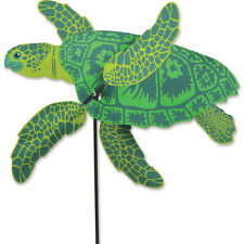 Sea Turtle Wind Whirlie Gig Style Spinner ..24... PR 21792
