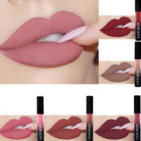 Matte Velvet Liquid Lipstick Lip Gloss Long Lasting Waterproof Beauty Makeup DIY