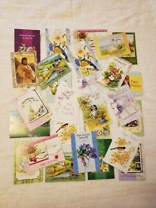 50 New Reproducta Greeting Cards W/Envelopes Variety Of Occasions & Bible Verses