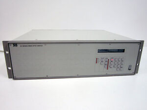 JDS UNIPHASE SC 1x35  FIBER OPTIC SWITCH SC0135-Z000351