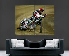 TAI WOFFINDEN POSTER SPEEDWAY RACING STAR  WALL POSTER ART PICTURE PRINT LARGE
