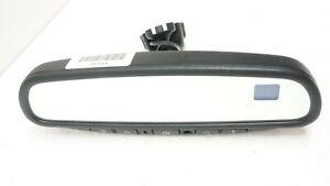 07-08 Nissan Pathfinder Inside Rearview Mirror Garage Opener OEM 96321-7S500