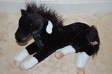 Dan Dee Collectors Choice Black Horse Plusie BEAUTIFUL 21