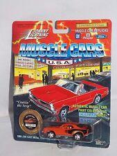 Johnny Lightning 1994 Muscle Cars U.S.A. Series 1 1971 HEMI Cuda Orange
