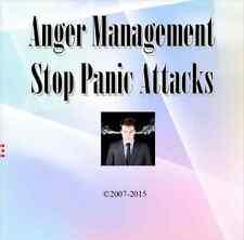 Anger Management Stop Panic Attacks Ocean Subliminal Audio CD