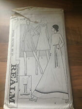 vintage SEWING pattern woman's realm DRESSE SIZE 36 INCH bust (WR311) UNUSED