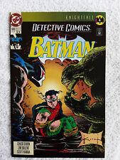 Detective Comics #660 (May. 1993 DC) Second Printing VF+ 8.5
