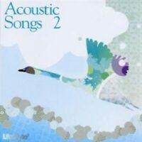 ACOUSTIC SONGS VOL.2 2 CD SHERYL CROW KEANE UVM NEUWARE