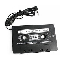 Audio Tape Cassette Adapter For iPhone iPod Mp3 CD Radio Nano 3.5mm Jack Aux TOP