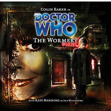 DOCTOR WHO The Wormery by Stephen Cole, Paul Margs (CD-Audio, 2003)