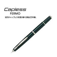 Pilot NAMIKI FERMO Vanishing Point Capless DG fountain pen M (Medium) nib