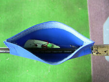 "#3b-6.5""x6.5""=3x6 usable size BLUE FISHING TACKLE ACC COVER AND POLE WRAP"