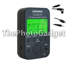 Yongnuo YN-622N-TX LCD Wireless i-TTL Flash Controller Trigger for Nikon Cameras