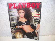 Vintage Playboy Magazine November 1986 Star Search Winner Joan Rivers Interview