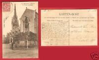 CPA 1905 postcard le Clocher et la Calvaire PLOUGASTEL DAOULAS 29 Bretagne A