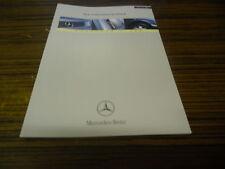 Sale Paperback Mercedes V-Class W 638 01/2003