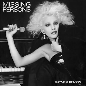 Missing Persons Rhyme & Reason (2021 Remastered & Expanded Edition) And New CD