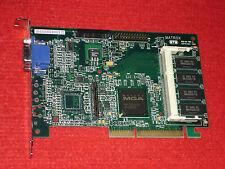 AGP-tarjeta gráfica Matrox millenium g200 g2+/mila 8mb (16mb) 250mhz 2xagp sólo: