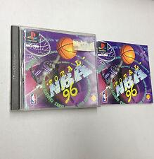 TOTAL NBA' 96  PLAYSTATION 1 PS1 PAL USATO FUNZIONANTE
