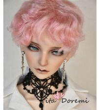 "BJD Dal Bylthe SD MSD YOSD BB 6-7"" Pink Short Hair"