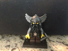 LEGO Collectible Minifigure Angry Dwarf - Series 5 - 71011 WITHOUT AX