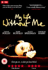 DVD:MY LIFE WITHOUT ME - NEW Region 2 UK