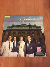 LP ACCADEMIA TENEREZZA ARISTON MUSIC TAR/LP/12423 VG+/VG+ ITALY PS 1985 RAI