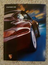 1995 / 1996 Porsche 911 Carrera (Type 993) & Turbo Brochure RARE!! Awesome L@@K