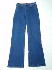 NYDJ Not Your Daughters Jeans Womens Size 10 Bootcut Flare Medium Wash Denim