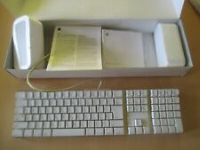 Apple A 1048  Clavier Filaire QWERTY translicide 2003/5 caracteres chinois