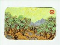 Target Gift Card Vincent Van Gogh, Museum Collection - 2007 - No Value